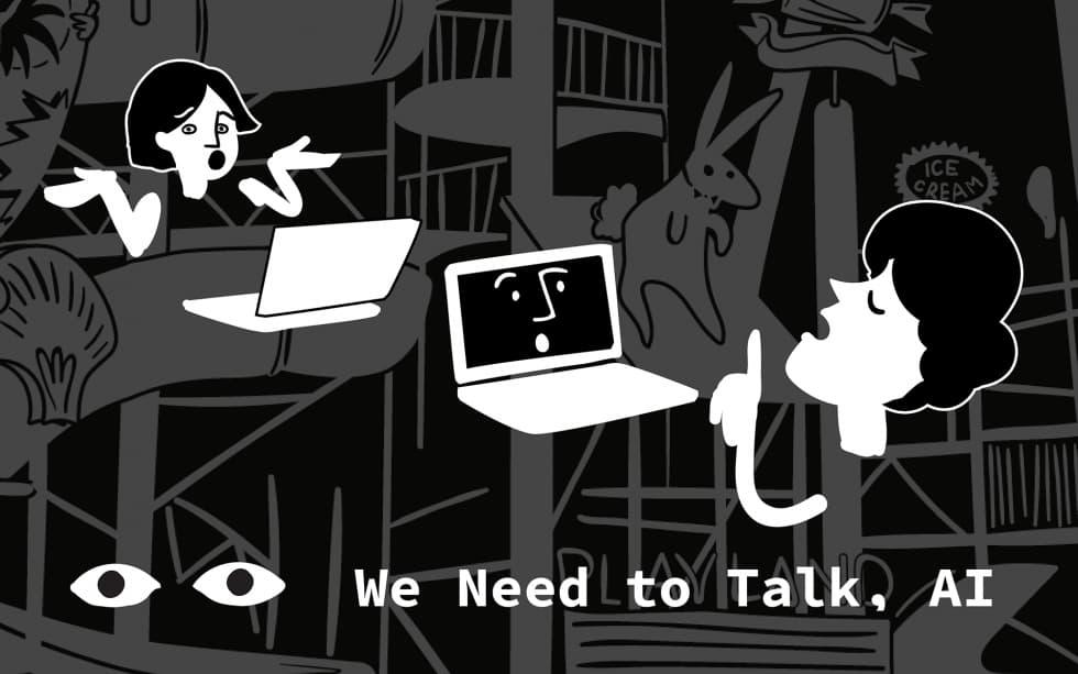 Dr. Julia Schneider: Moramo se pogovoriti, UI